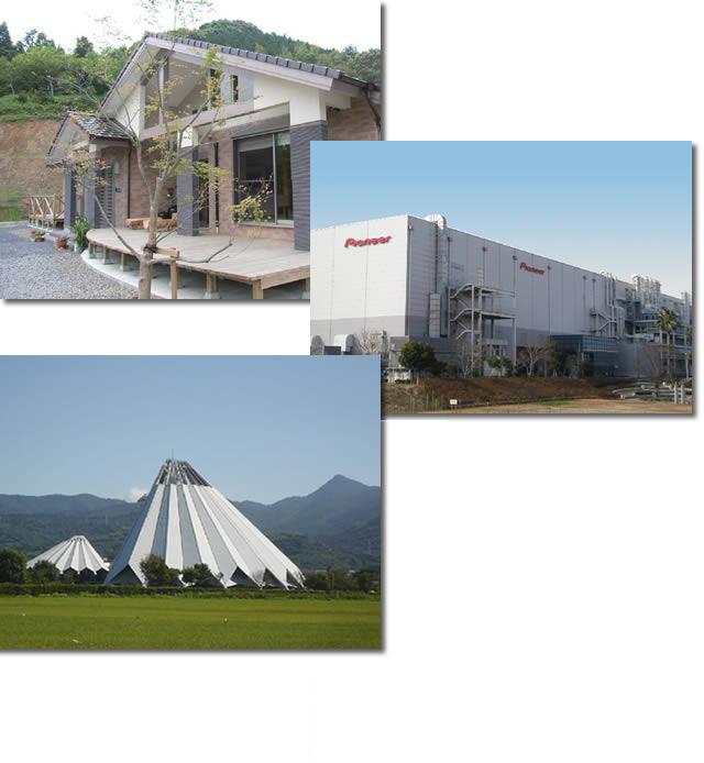 井島建設の施工事例